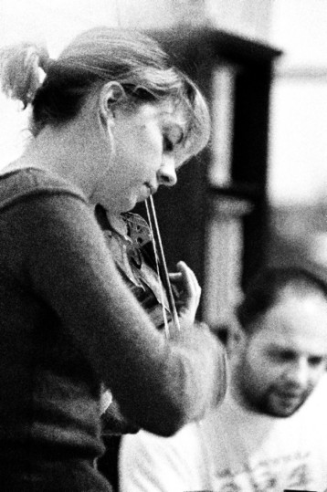 January, 29th/2006 Rehearsal with Marina Chiche - 2
