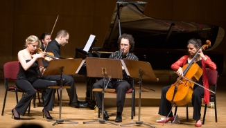 January 14th/2007 - Premiere of Fantasy on Istanbul Tunes with Chen Halevi, Natalie Clein & Marina Chiche